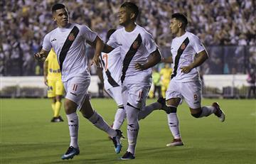 Vasco Da Gama con medio pasaje a la fase de grupos de la Copa Libertadores