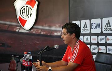 """Marcelo Gallardo: """"Nosotros fuimos lo que es Independiente hoy"""""""