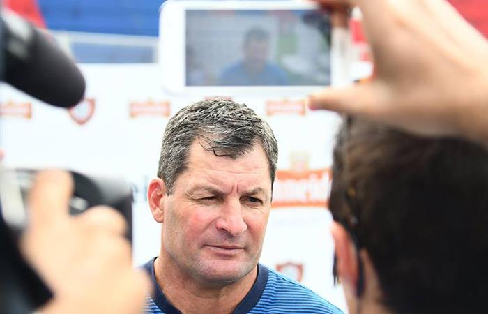 El 'Pampa' Biaggio declaró tras la gran victoria ante Newell's (Foto: Facebook)