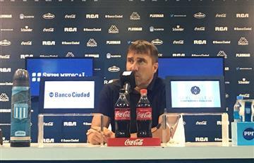 """Eduardo Coudet: """"Todo mérito es de los jugadores"""""""