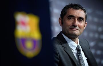 Ernesto Valverde habló sobre el pedido de menos minutos de juego para Lionel Messi