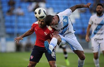 Independiente no pudo ante Temperley y lo terminó empatando