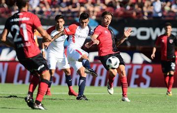 San Lorenzo consiguió su primer triunfo en el año al vencer por la mínima a Newell's