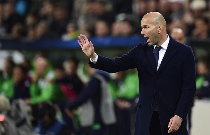 Zinedine Zidane (AFP)
