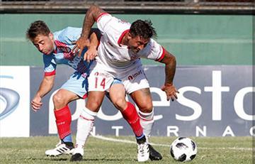 Arsenal de Sarandí y Huracán terminaron igualando en encuentro