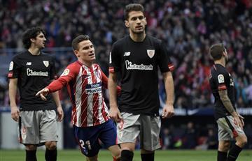 Atlético de Madrid de Diego Simeone derrotó al Athletic de Bilbao y presiona al Barcelona