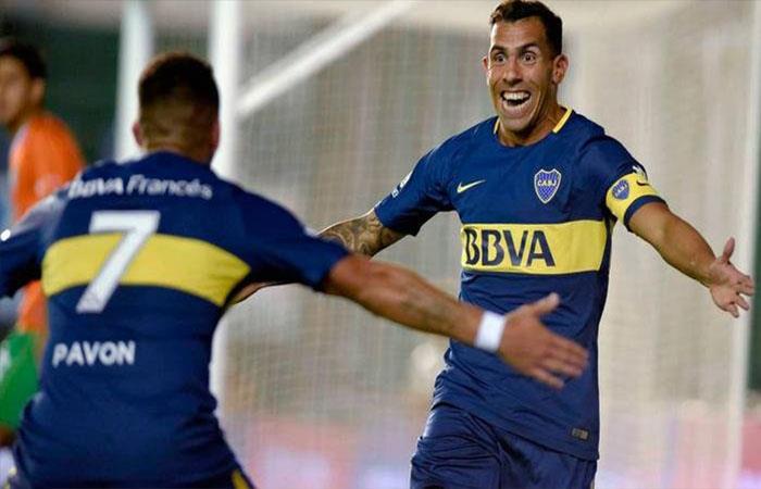 Boca Juniors (Foto: Twitter)