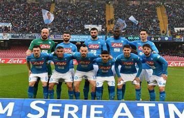 Napoli derrotó al SPAL y recupera la punta de la Serie A
