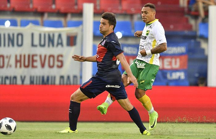 Tigre igualó 1-1 ante Defensa y Justicia. Foto: Twitter