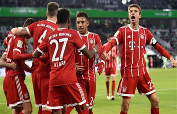 Bayern Múnich vs Besiktas EN VIVO ONLINE por la Champions League