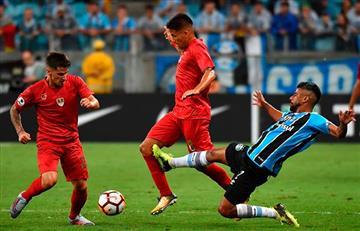 Independiente no pudo ante Gremio en la final de la Recopa Sudamericana