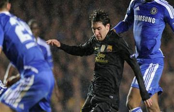 La maldición de Lionel Messi ante el Chelsea