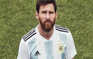 La camiseta de la Argentina entre las más caras del Mundial de Rusia 2018