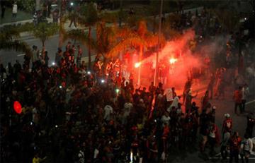 River Plate podrá concentrar tranquilo en Brasil
