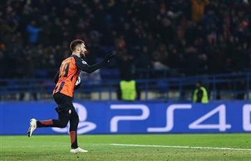 Shakhtar Donetsk volteó y ganó a la Roma con gol de Facundo Ferreyra