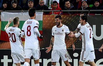AC Milán vs Ludogorets EN VIVO ONLINE por la Europa League
