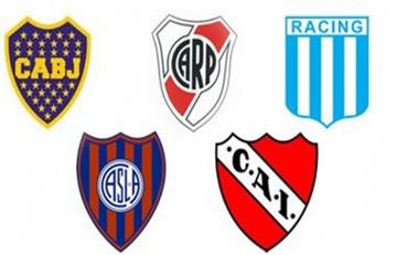 ¿Cuáles son los equipos de la Superliga con más seguidores 'falsos' en redes?
