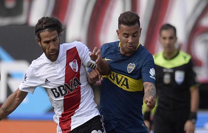River Plate y Boca Juniors jugarán la Supercopa Argentina. (AFP)