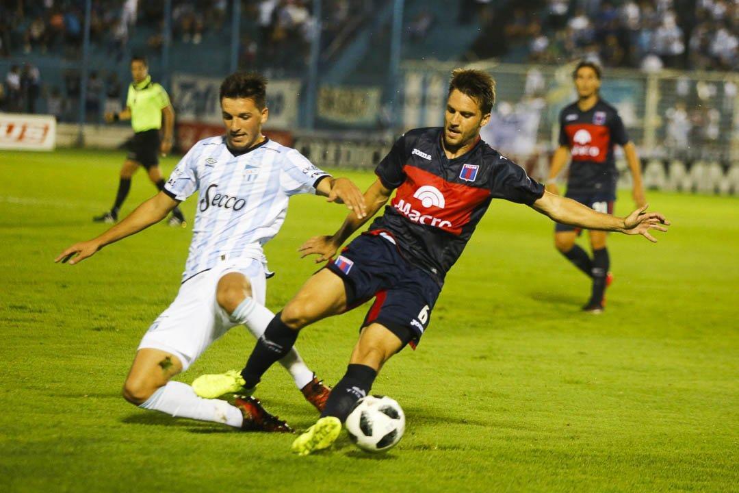 Tucumán y Tigre igualaron 0-0 (Foto: Twitter)