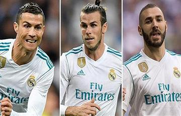 El Real Madrid recupera el nivel y la BBC vuelve a marcar