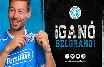 Belgrano derrotó a Chacarita a domicilio por 1-0