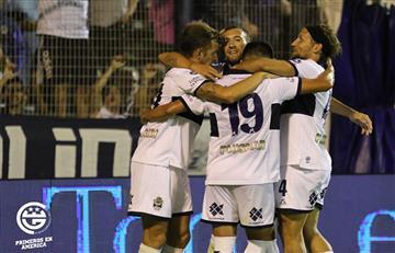 Gimnasia (LP) dio el golpe y venció 1-0 a San Lorenzo