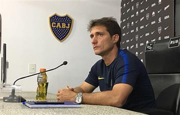 """Guillermo Barros Schelotto: """"Volvimos a ser el equipo que todos conocen"""""""