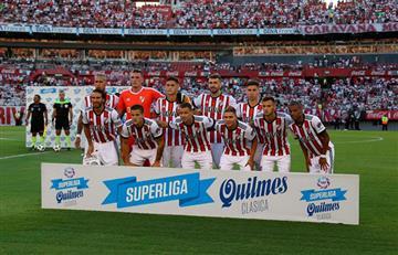 La lista de River Plate para la Copa Libertadores