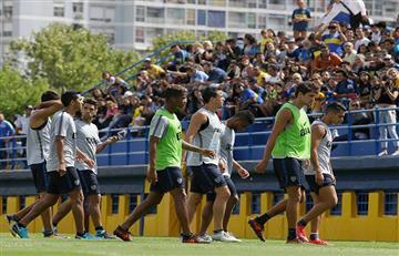 ¿Cuándo llega Boca Juniors a Lima?