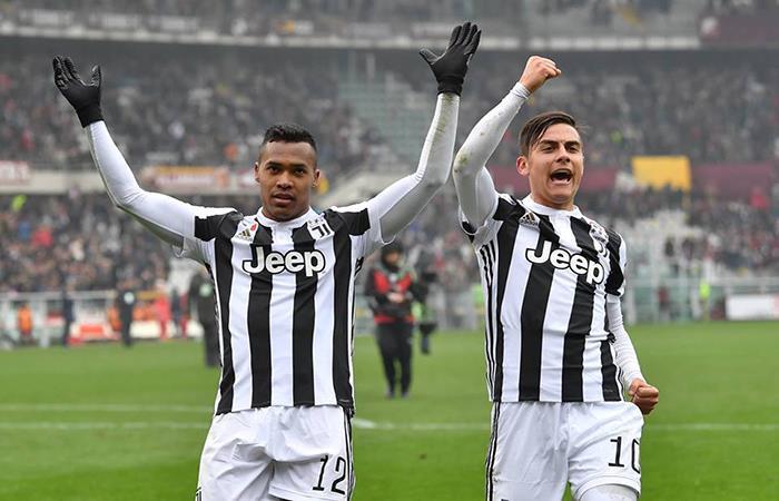 La Juventus busca llegar a la final de la Coppa Italia. Foto: Facebook