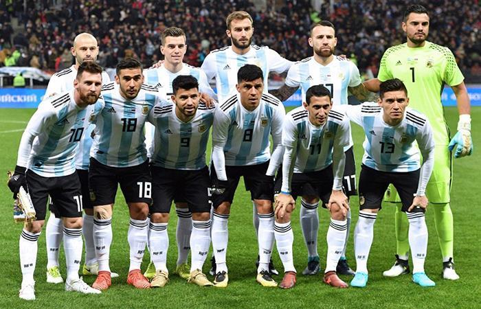 La Seleción Argentina chocará ante Israel en duelo con historia. (AFP). Foto: AFP