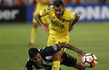 Boca Juniors logró un empate agrio ante Alianza Lima