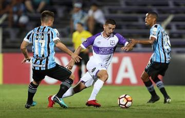 Defensor de Uruguay y Gremio de Brasil igualaron por la Copa Libertadores