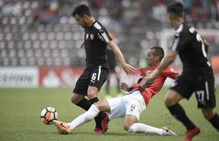 Independiente debuta ante Deportivo Lara en Venezuela. Foto: Twitter