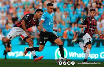 Belgrano ganaba con tranquilidad pero Patronato lo llegó a empatar
