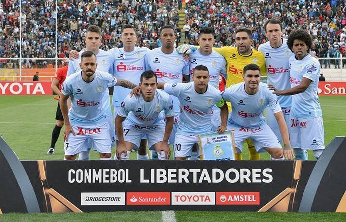 Garcilaso se llevó un triunfazo jugando como local ante Santos. Foto: Facebook