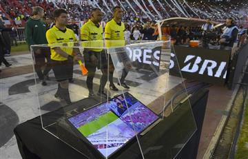 El VAR será usado en el Mundial de Rusia 2018