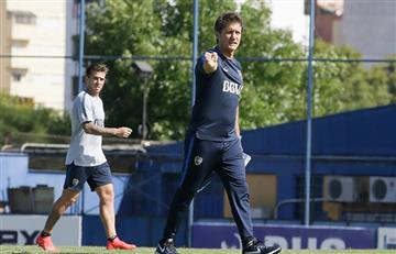 """Guillermo Barros Schelotto: """"Es difícil que juegue Tevez"""""""