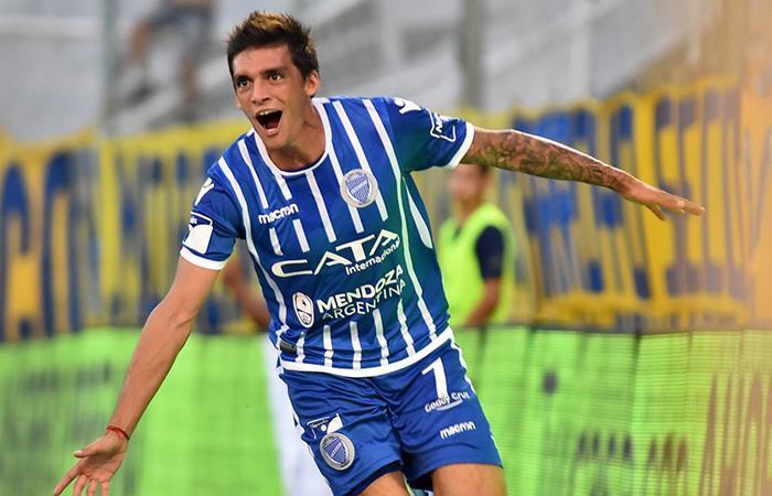Godoy dio la sorpresa de la fecha y venció a Central en Rosario (Foto: Twitter)