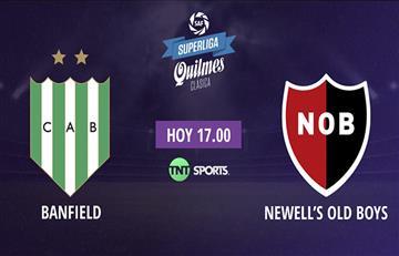 Banfield volvió al triunfo al derrotar a Newell's Old Boys por 1-0