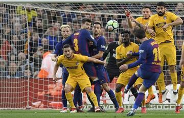 VIDEO: El golazo de Lionel Messi que le dio el triunfo al Barcelona