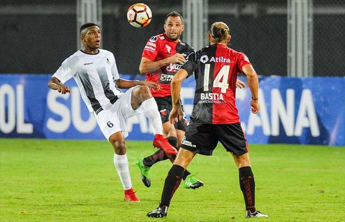 Colón vs Zamora: EN VIVO ONLINE por la Copa Sudamericana