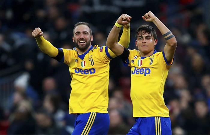 Juventus a cuartos de final (Foto: Twitter)