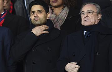 Las duras palabras del presidente del PSG sobre su equipo