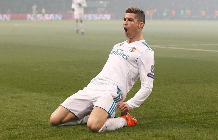 El Real Madrid logró pasar la llave ante el PSG en París. Foto: Twitter