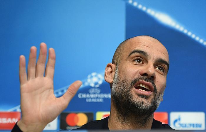 Pep Guardiola. (AFP). Foto: AFP