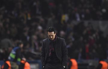 """Unai Emeri: """"El Real Madrid fue mejor"""""""