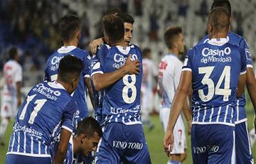 Godoy Cruz consigue importante triunfo ante Arsenal de Sarandí