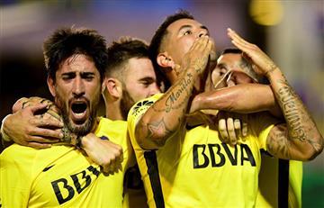 Boca Juniors hizo explotar la Bombonera