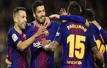 El Barcelona sin Lionel Messi visita al Málaga por LaLiga